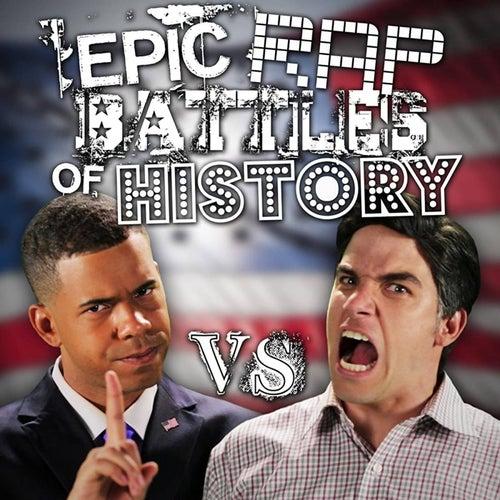 Barack Obama vs Mitt Romney by Epic Rap Battles of History