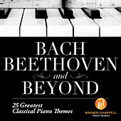 Bach Beethoven And Beyond - 25 Greatest Classical Piano Themes by Anja Woschick