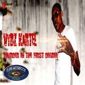 Vbyz Kartel  - Murder in the first degree EP by Vbyz Kartel