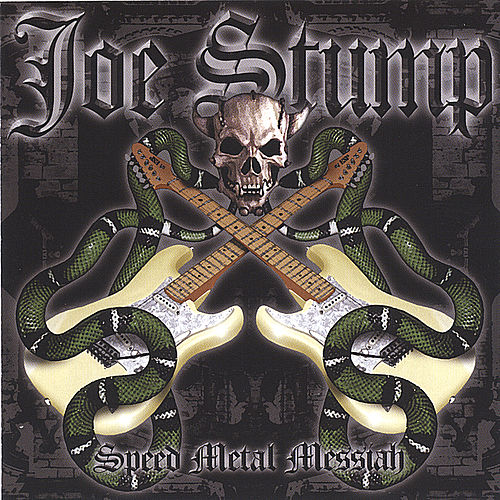 Speed Metal Messiah by Joe Stump