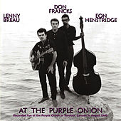 At The Purple Onion by Lenny Breau