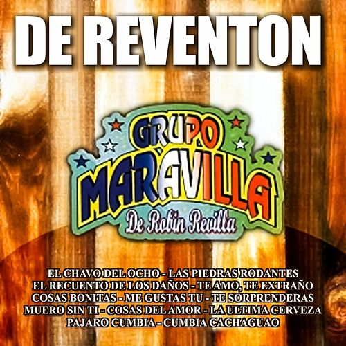 De Reventon by Grupo Maravilla