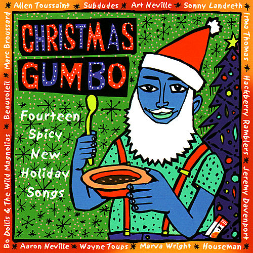Christmas Gumbo by Various Artists