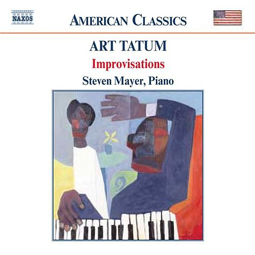 Art Tatum: Improvisations by Art Tatum