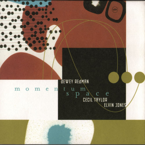 Momentum Space by Dewey Redman