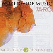 Music from 4 Continents by Various Artists