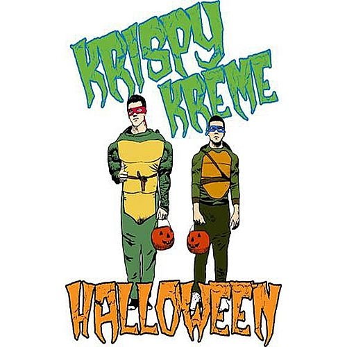 Halloween by Krispy Kreme