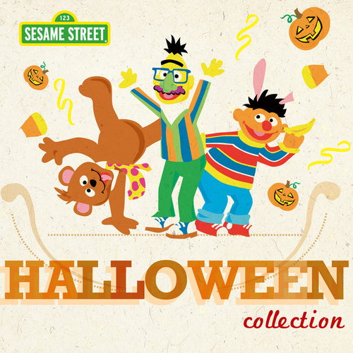 Halloween Collection by Sesame Street