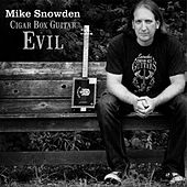 Cigar Box Guitar Evil by Mike Snowden