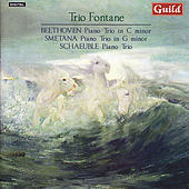 Piano Trios By Beethoven, Smetana, Schaeuble by Various Artists