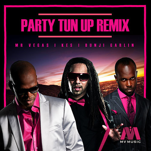 Party Tun Up Remix - Single by Mr. Vegas