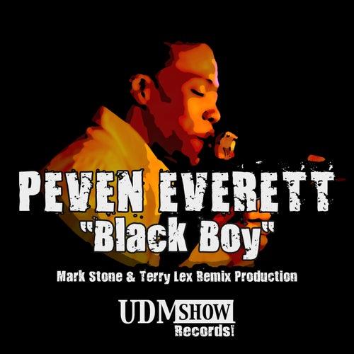 Black Boy (Mark Stone & Terry Lex Mixes) by Peven Everett