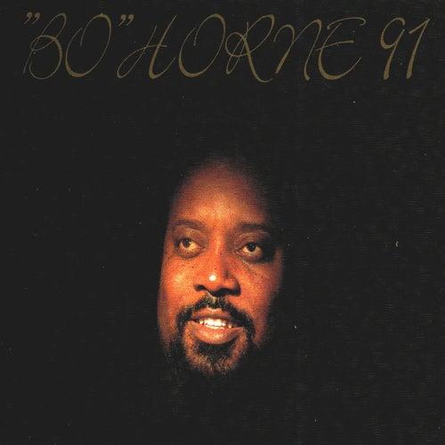 'bo' Horne 91 by Jimmy Bo Horne