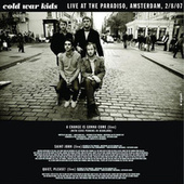 The Paradiso Sessions by Cold War Kids