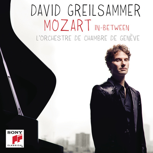 Mozart In-Between by David Greilsammer