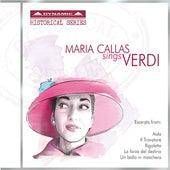 Maria Callas Sings Verdi by Maria Callas