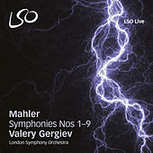 Mahler: Symphonies Nos 1-9 by Valery Gergiev