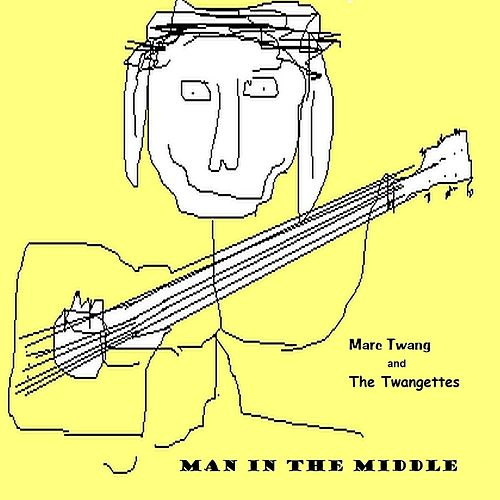 Man in the Middle by Marc Twang (Aka Marcus O'realius)