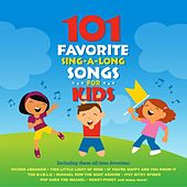 101 Favorite Sing-A-Long Songs for Kids by Songtime Kids