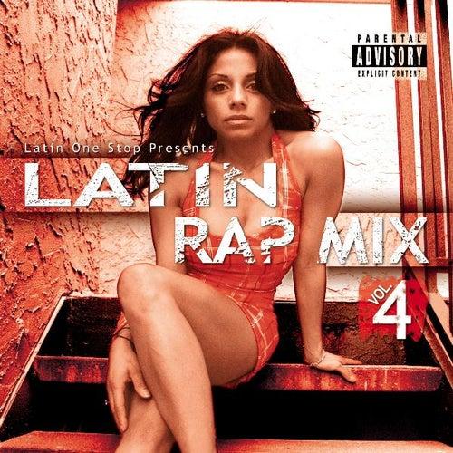 'Latin Rap MIX, Vol. 4' by Various Artists