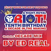 A Decade Of Riot! - EP by Various Artists