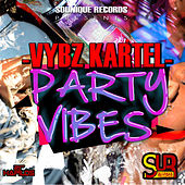 Party Vibes - Single by VYBZ Kartel