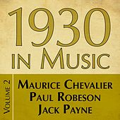 1930 in Music, Vol. 2 by Various Artists