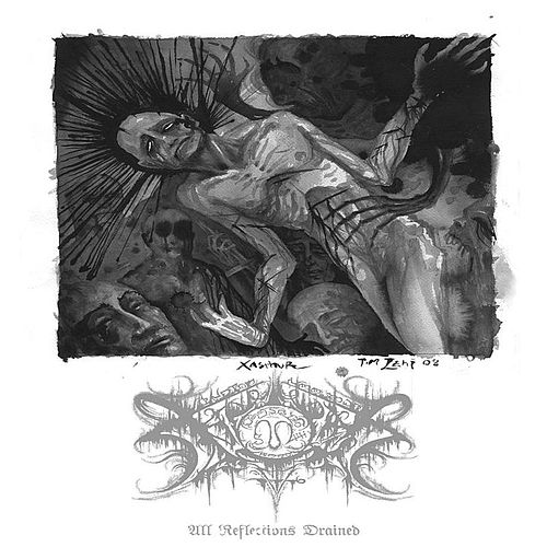 All Reflections Drained by Xasthur