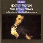Paganini: Sonate per Violino e Chitarra by Gianfranco Iannetta