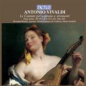 Vivaldi: Le Cantate per soprano e stromenti by Rossana Bertini