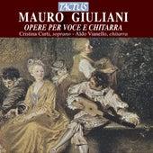 Giuliani: Opere per voce e chitarra by Various Artists