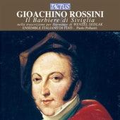 Rossini: Il Barbiere di Siviglia nella trascrizione per Harmonie di Wenzel Sedlak by Italiano di Fiati ensemble