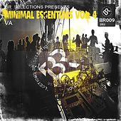 Minimal Essentials Vol. 4 - EP by Various Artists