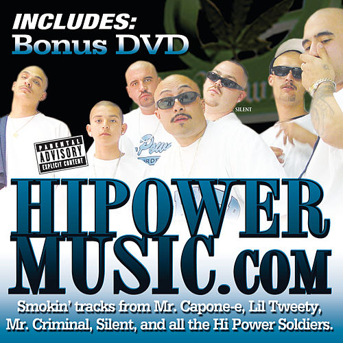 Hipowermusic.com [Bonus DVD] by Various Artists