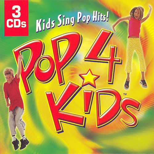 Pop 4 Kids (3 CD) by The Countdown Kids