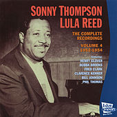 The Complete Recordings: Vol. 4 1952-1954 by Sonny Thompson