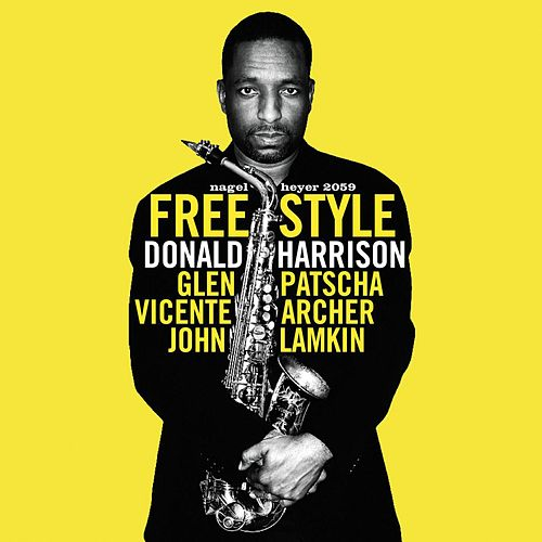 Free Style by Donald Harrison