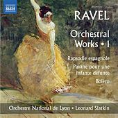 Ravel: Orchestral Works, Vol. 1 by Various Artists