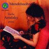 Pièces pour piano by Racha Arodaky