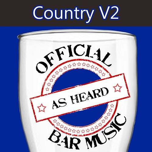 Official Bar Music: Country, Vol. 2 by Playin' Buzzed