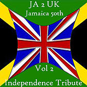 JA 2 UK Jamaica 50th Independence Tribute Vol 2 von Various Artists