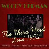 The Third Herd 'Live' 1952 by Woody Herman