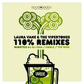 110% Remixes (Dubstyle) by Laura Vane And The Vipertones