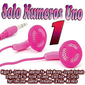 Solo Numeros Uno by Various Artists
