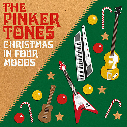 Christmas in Four Moods - EP by The Pinker Tones
