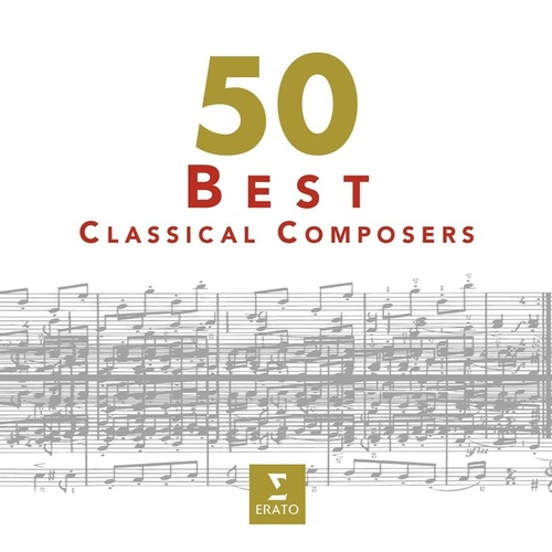 50 Best Classical Composers by Various Artists