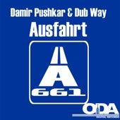 Ausfahrt A661 by Damir Pushkar