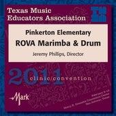 2011 Texas Music Educators Association (TMEA): Pinkerton Elementary ROVA Marimba & Drum by Pinkerton Elementary ROVA Marimba and Drum