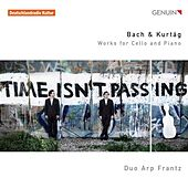 Bach & Kurtág: Works for Cello and Piano by Various Artists