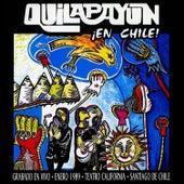 Quilapayun en Chile, Vol. 1 (En Vivo) by Quilapayun